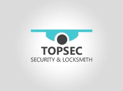 עיצוב לוגו Topsec - סטודיו גלית מועלם
