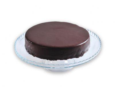 מוס גנאש שוקולד מריר
