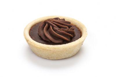 מיני טרטלט שוקולד