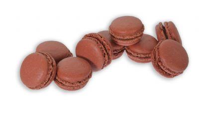מקרון שוקולד