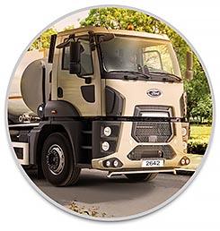משאית פורד 2642F