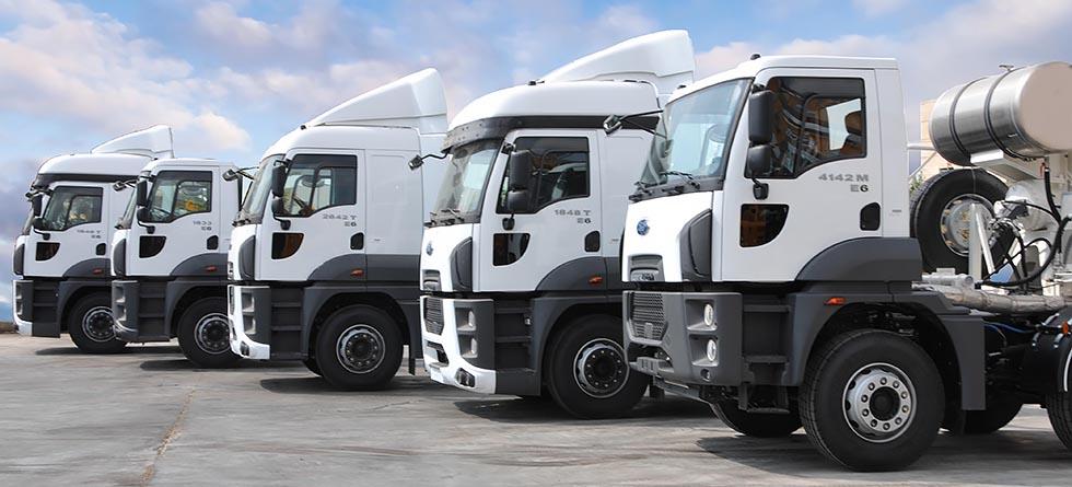 משאיות פורד לכל מטרה