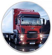 תמונת משאית פורד דגם 1848T