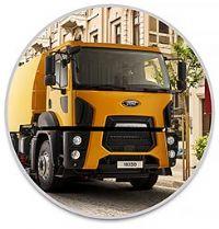 תמונת משאית פורד דגם 1833 DC/LR