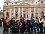 רומא, ככר סן פטרוס, 2005