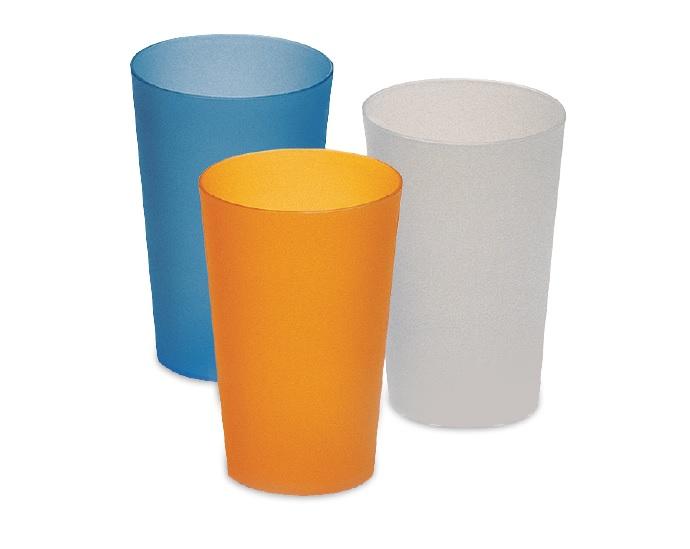 כוס מודרנית בצבעים