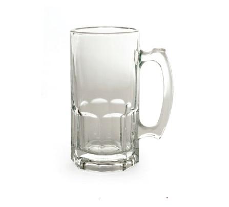 כוס בירה ליטר