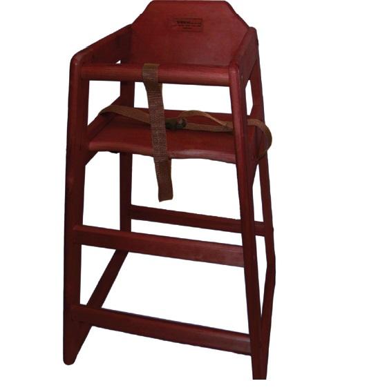 כסא עץ לתינוק אגוז HC-M