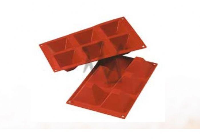 תבנית סיליקון פרמידה