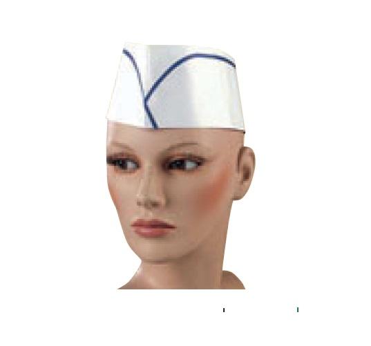 כובע נייר לטבח