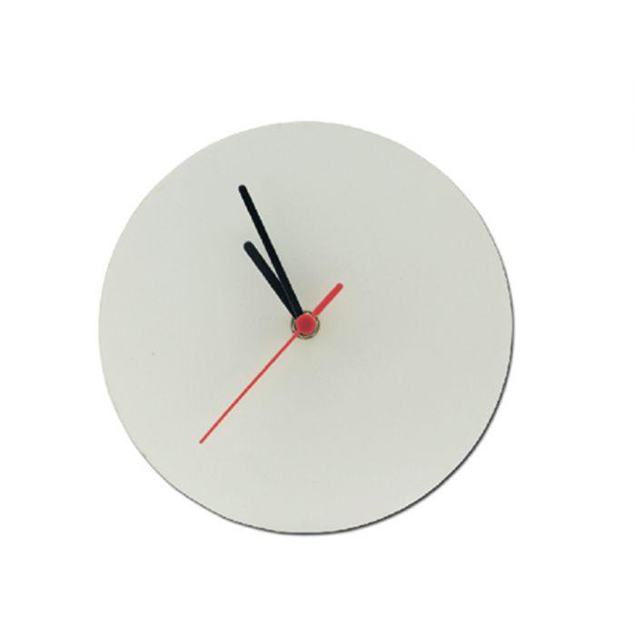 שעון עגול מעץ