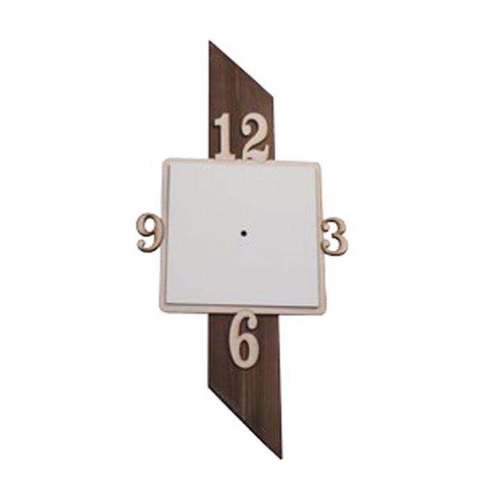 שעון עמוד מרובע