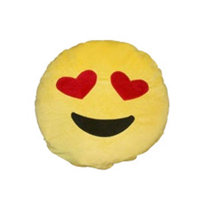 כרית אימוג'י מאוהב