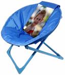 כסא עגול מתקפל לילד