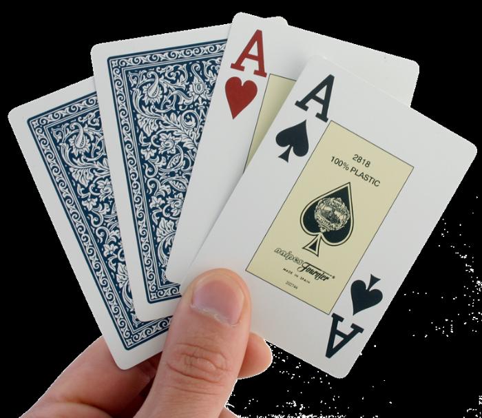 מארז 12 חפיסות קלפים פורניר 2818