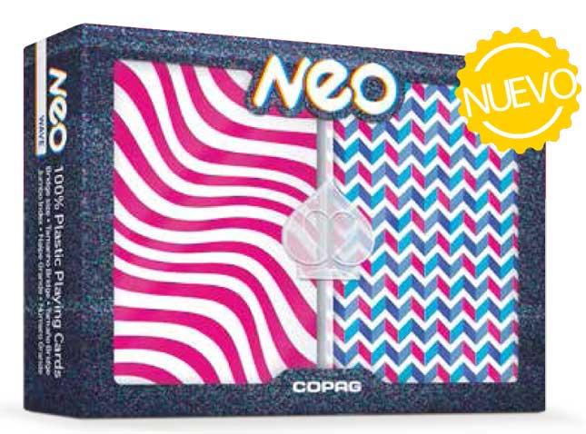 קופאג כפול - Neo: Wave
