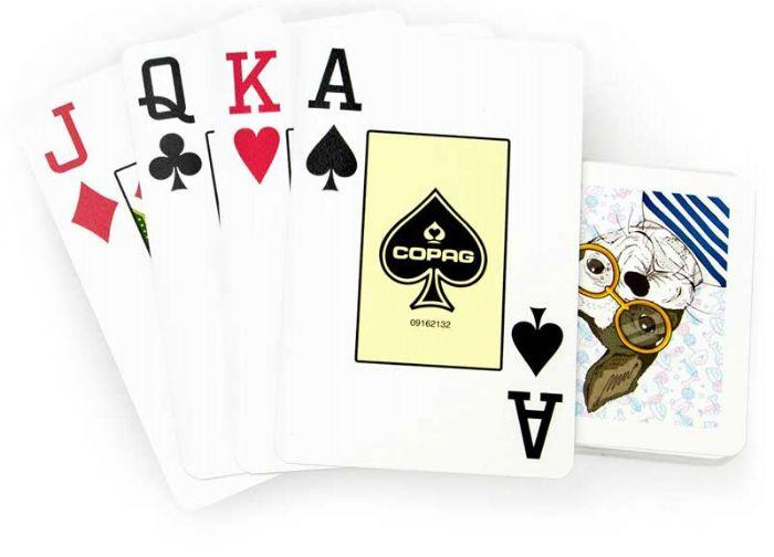 קלפים קופאג כפול - Neo: Pets