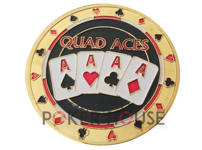 מגן קלפים - Aces