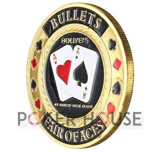 מגן קלפים - Bullets
