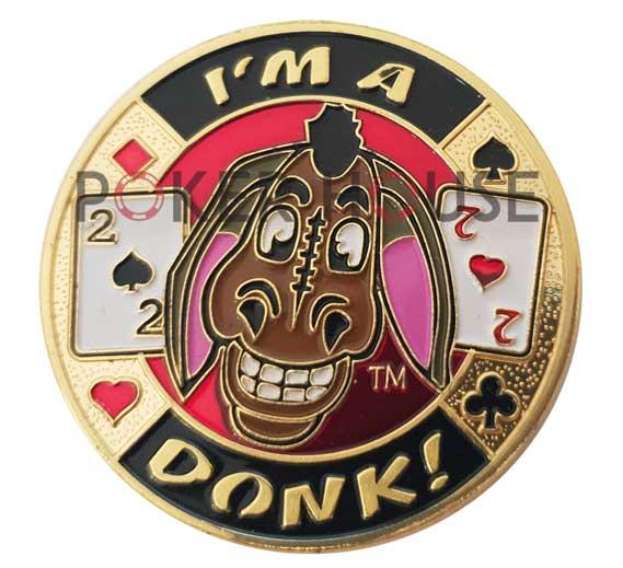 מגן קלפים - Donk