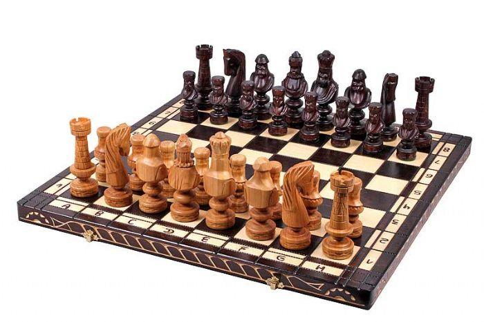 שחמט עץ קיסר