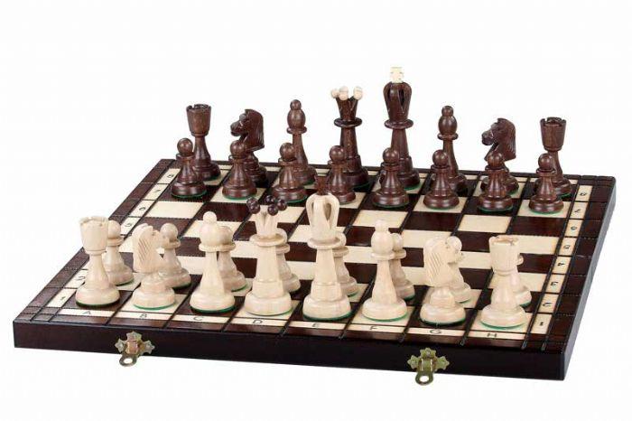 שחמט עץ ACE
