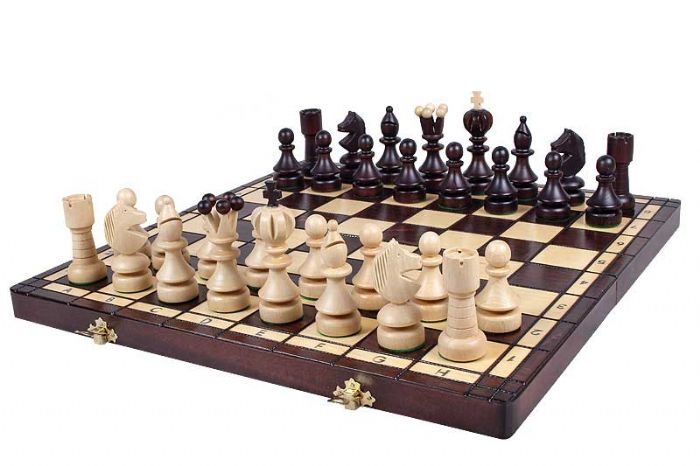 שחמט עץ פנינה