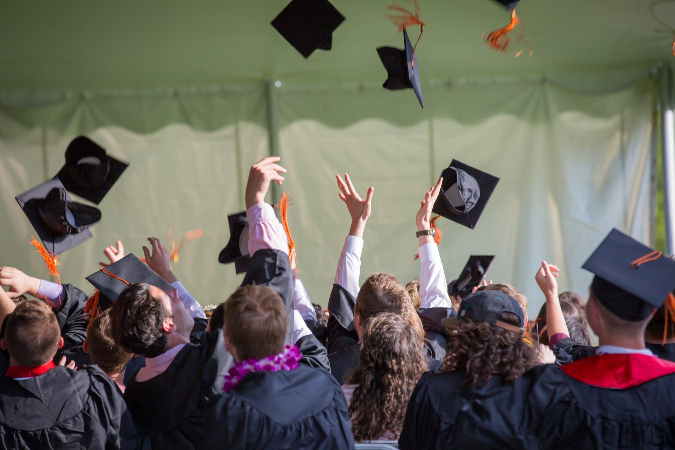 סיום לימודים באקדמיה