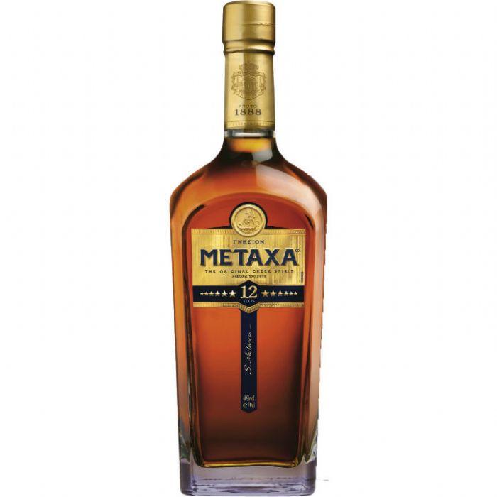 תמונה של מטקסה Metaxa 12
