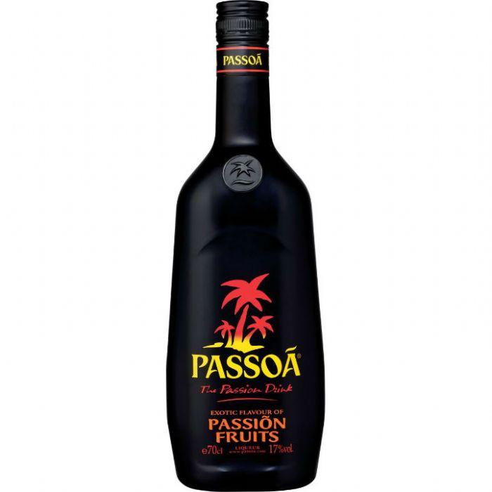 תמונה של פסואה פסיפלורה Passoa Passion Fruit
