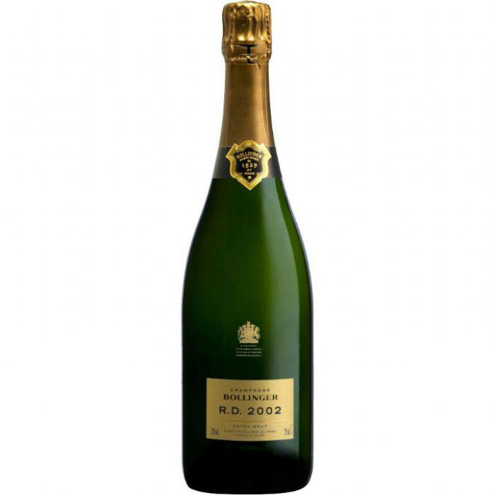 תמונה של שמפניה בולינג'ר Champagne Bollinger R.D. 2002