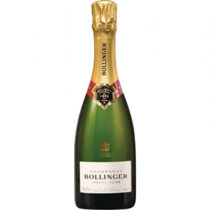 תמונה של שמפניה בולינג'ר ברוט Champange Bollinger Brut 375ml