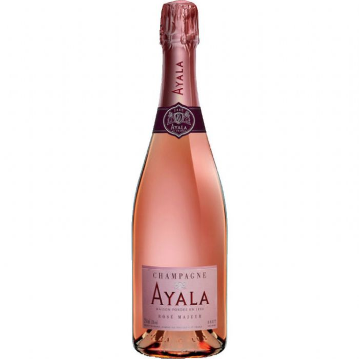תמונה של שמפניה איילה רוזה מאז'ור Champagne Ayala Brut Rosé