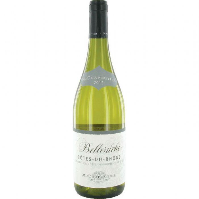 תמונה של שאפוטייה קוט דו רון בלרוש לבן Chapoutier Côtes-du-Rhône Belleruche Blanc
