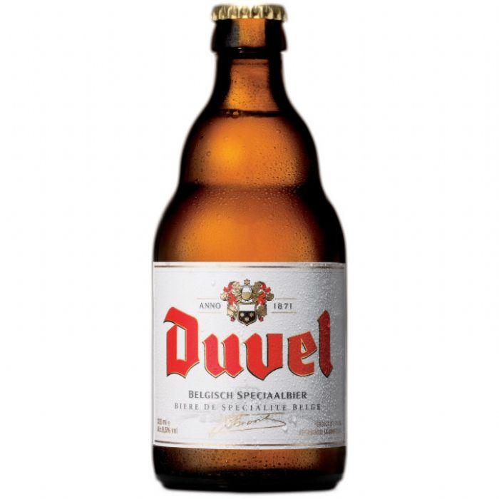 תמונה של רביעיית בירה דובל Duvel 330 מל' (4 בקבקים)