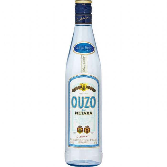 תמונה של אוזו מטקסה Ouzo Metaxa