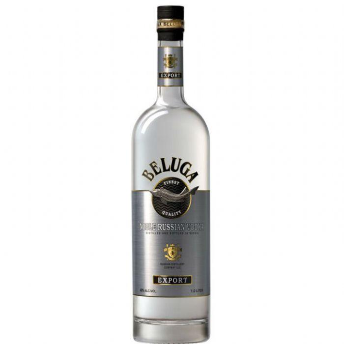 תמונה של וודקה בלוגה Beluga Vodka