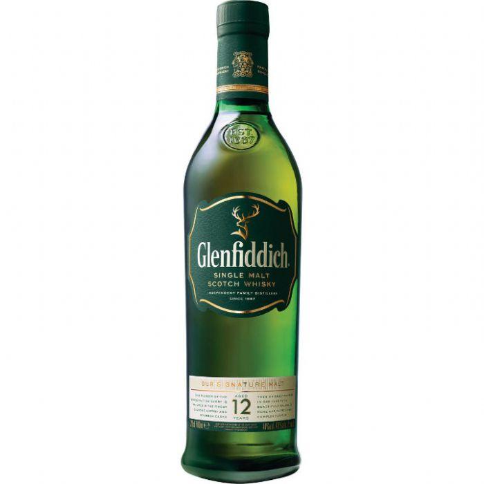 תמונה של וויסקי גלנפידיך 12 Glenfiddich Whisky