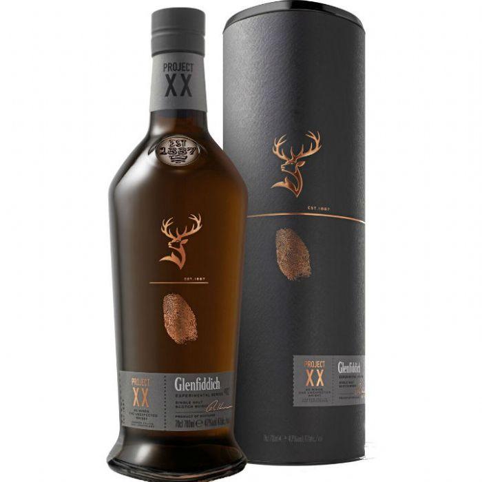 תמונה של וויסקי גלנפידיך פרוג'קט Glenfiddich Whisky Project XX