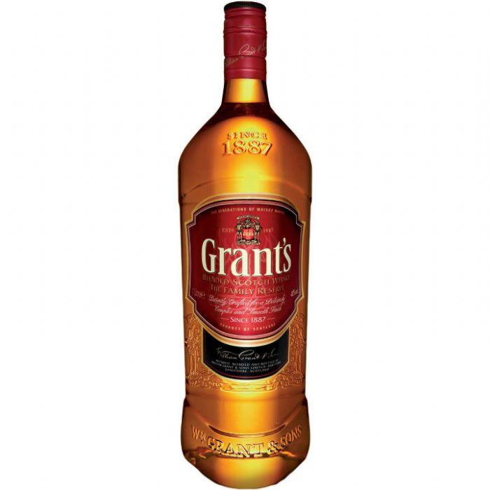 תמונה של וויסקי גרנטס ליטר Grants Whisky