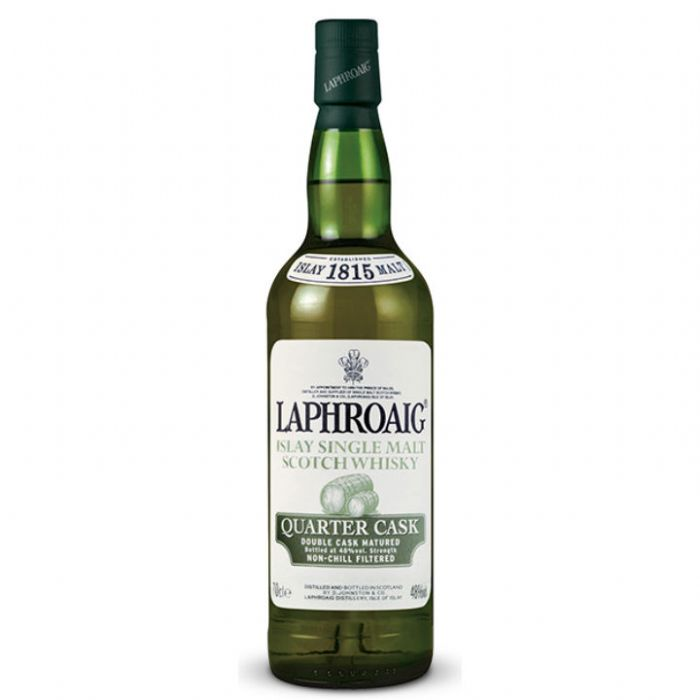 תמונה של וויסקי לפרויג קוורטר קאסק Laphroaig Whisky Quarter Cask
