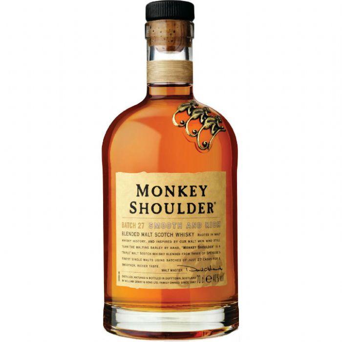 תמונה של וויסקי מונקי שולדר Monkey Shoulder Whisky