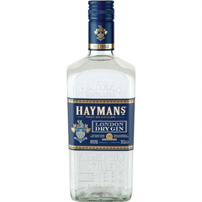 תמונה של ג'ין היימנס לונדון דריי Hayman's London Dry Gin