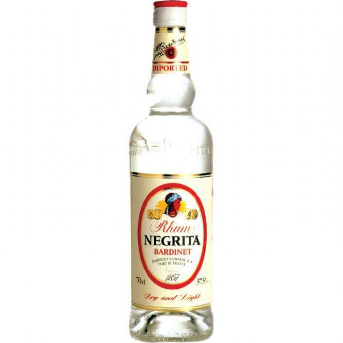 תמונה של רום נגריטה לבן Negrita White Rum