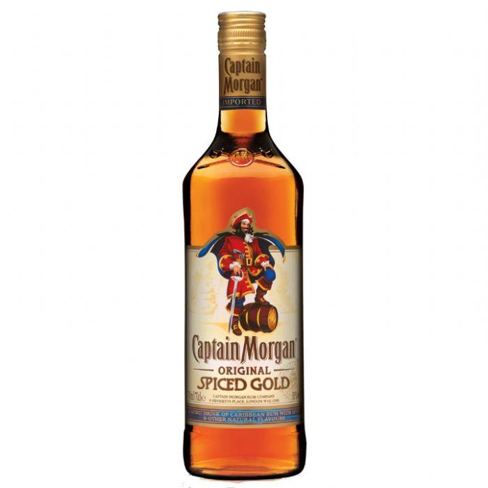 תמונה של רום קפטן מורגן ספייסד גולד Captain Morgan Spiced Gold