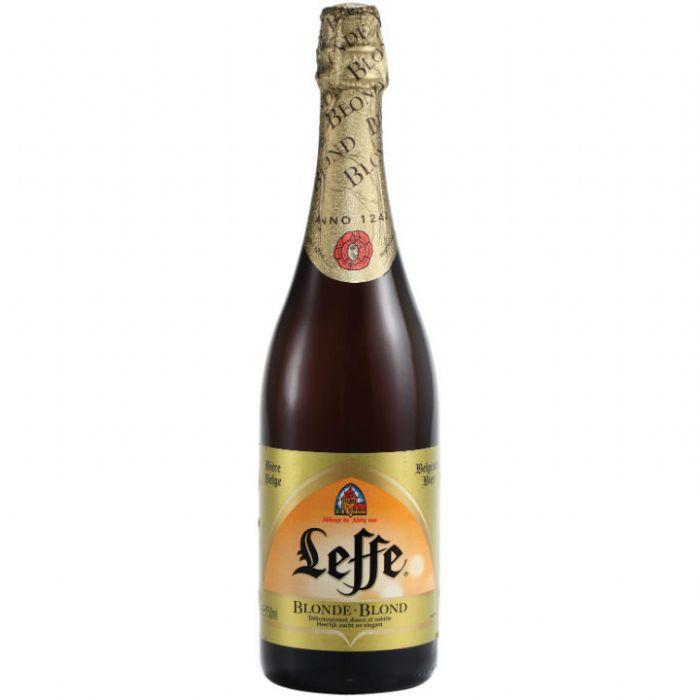 תמונה של בירה לף בלונד Leffe Blonde
