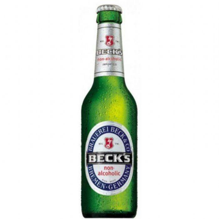 תמונה של בירה בקס ללא אלכוהול Beck's Non-Alcoholic Beer