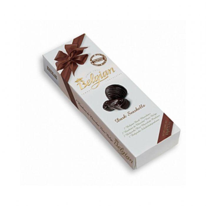 תמונה של בלג'יאן צדפי שוקולד מריר