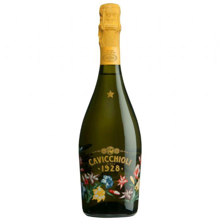 תמונה של קאוויקיולי מאלוזיה יין מבעבע קלות מתוק Cavicchioli Malvasia Frizzante