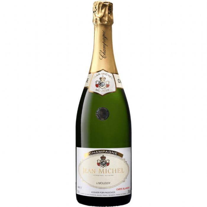 תמונה של שמפניה כשרה ז'אן מישל Jean Michel Kosher Champagne